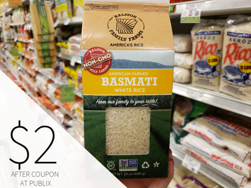 Ralston Family Farms Rice Just $2 At Publix on I Heart Publix