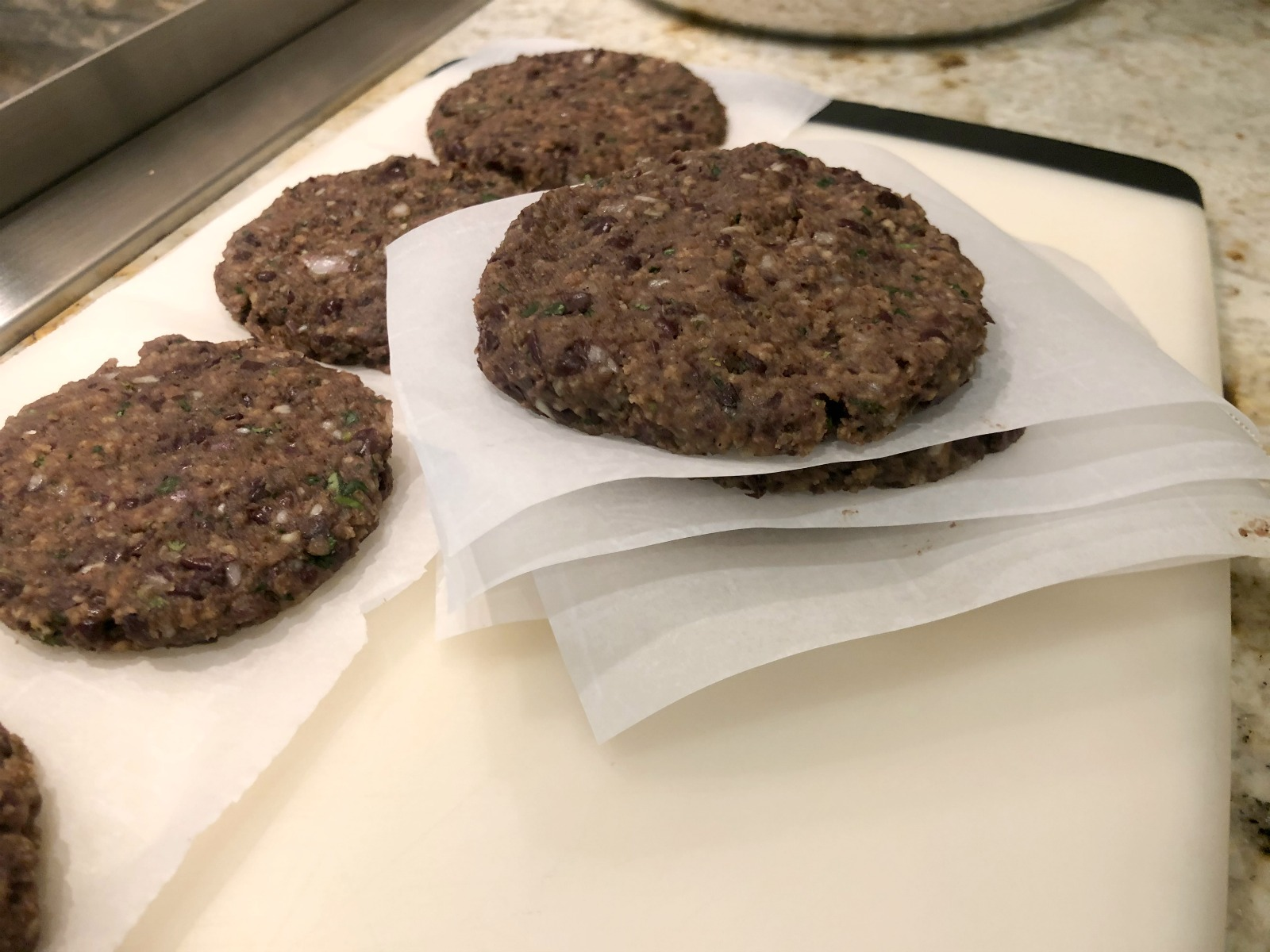 Black Bean Burgers - Make Sliders With What You Have In Your Pantry! on I Heart Publix 1