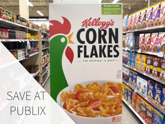 Kellogg's® Cereals Can Be The Smart Way To Start Your Day - Save Now At Publix on I Heart Publix