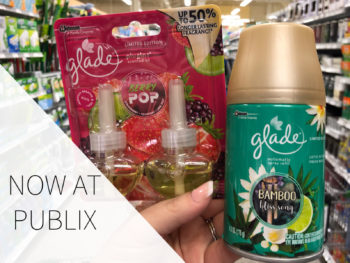 Look For The 2020 Glade® Limited Edition Spring Collection Scents At Your Local Publix on I Heart Publix