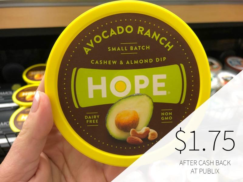 Hope Cashew & Almond Dip Just $2 At Publix on I Heart Publix 4