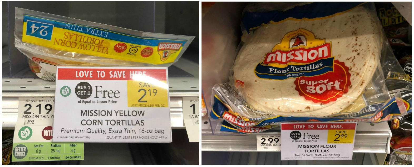 Mission Flour Tortillas Only 50¢ At Publix on I Heart Publix