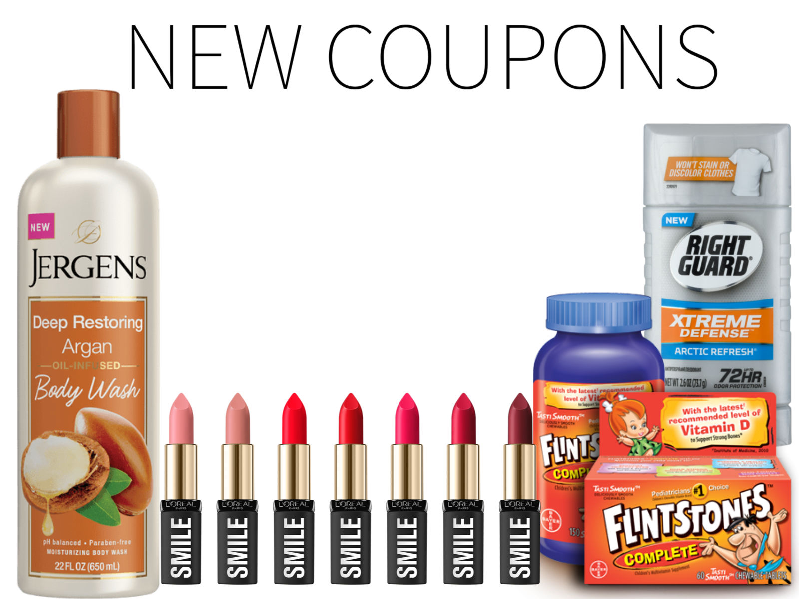Awesome New Coupons To Print - Grab Yours While You Can! on I Heart Publix