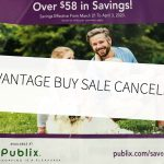 Publix Health & Beauty Advantage Buy Flyer Valid 3/21 to 4/3 - CANCELLED on I Heart Publix