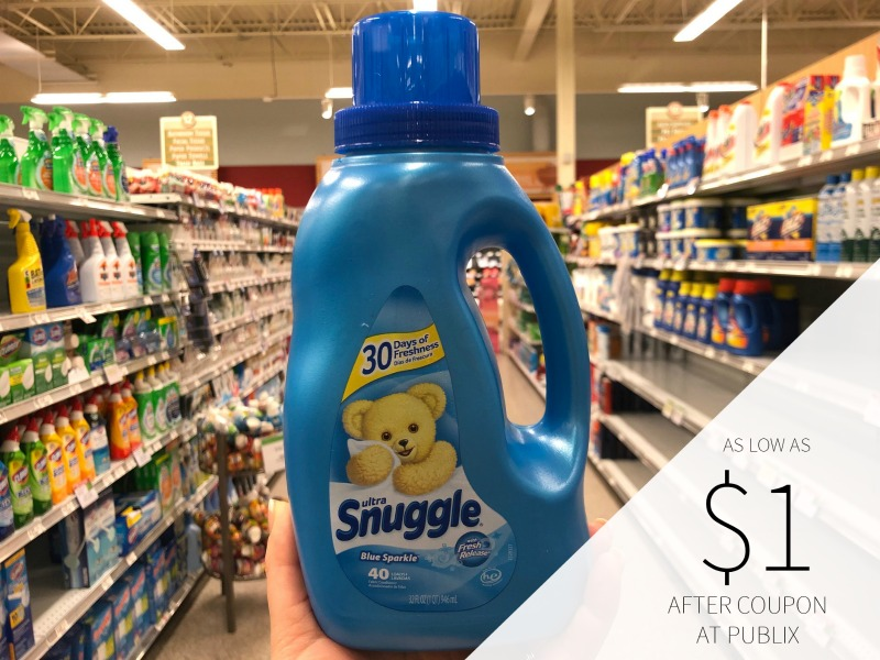 Snuggle Products Only $1 At Publix on I Heart Publix 1