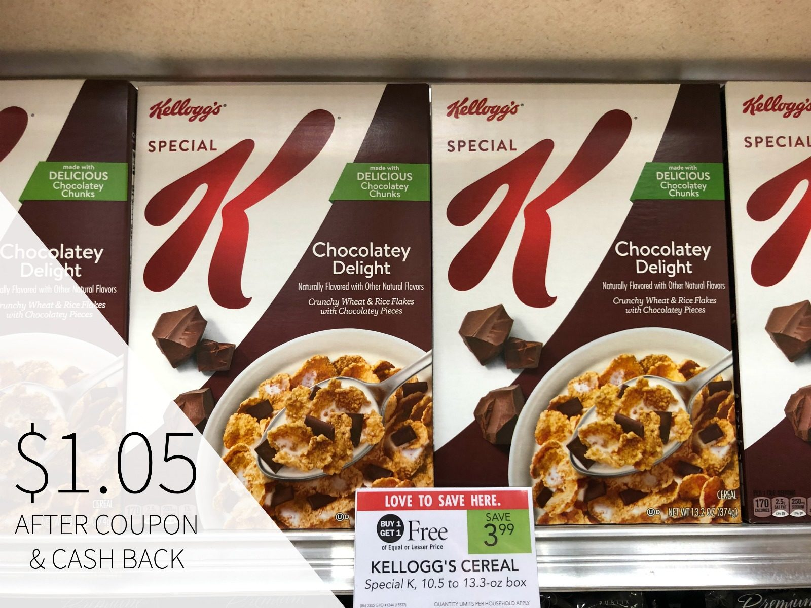 Stock Up On Your Favorite Kellogg's Cereals During The Publix BOGO Sale! on I Heart Publix