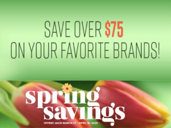 2020 Spring Savings Booklet Coupons - Print Your Coupons! on I Heart Publix 1