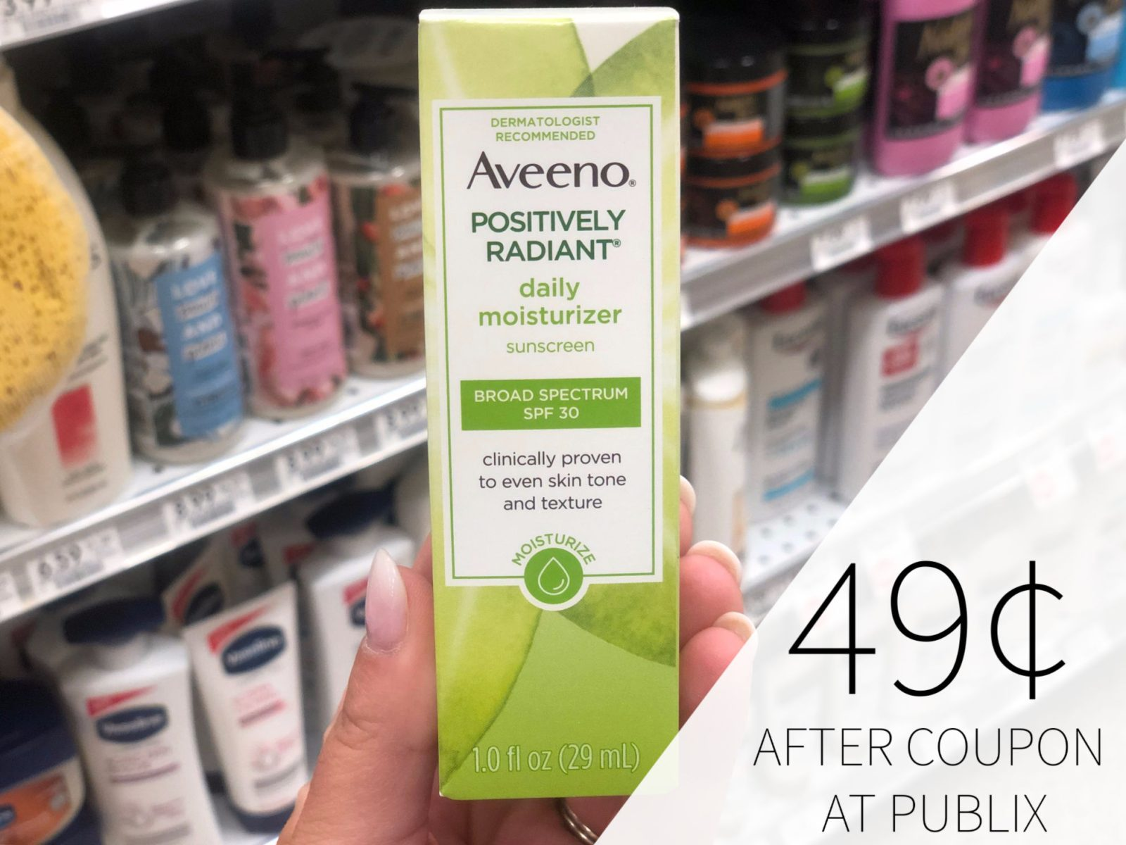 New Aveeno Coupons For The Upcoming Publix Sale - Print Now! on I Heart Publix