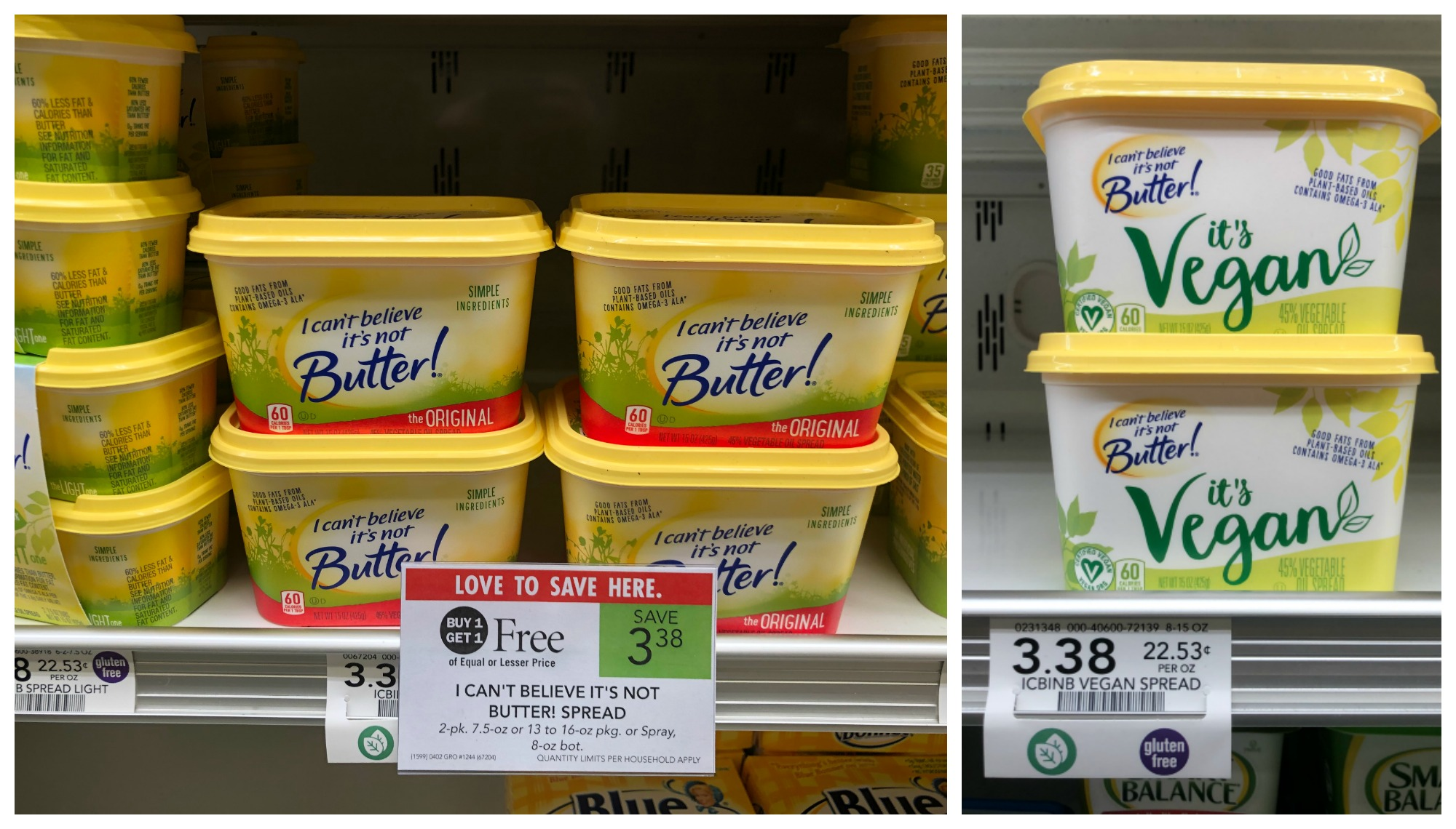 I Can't Believe It's Not Butter! Just $1.20 At Publix on I Heart Publix 2