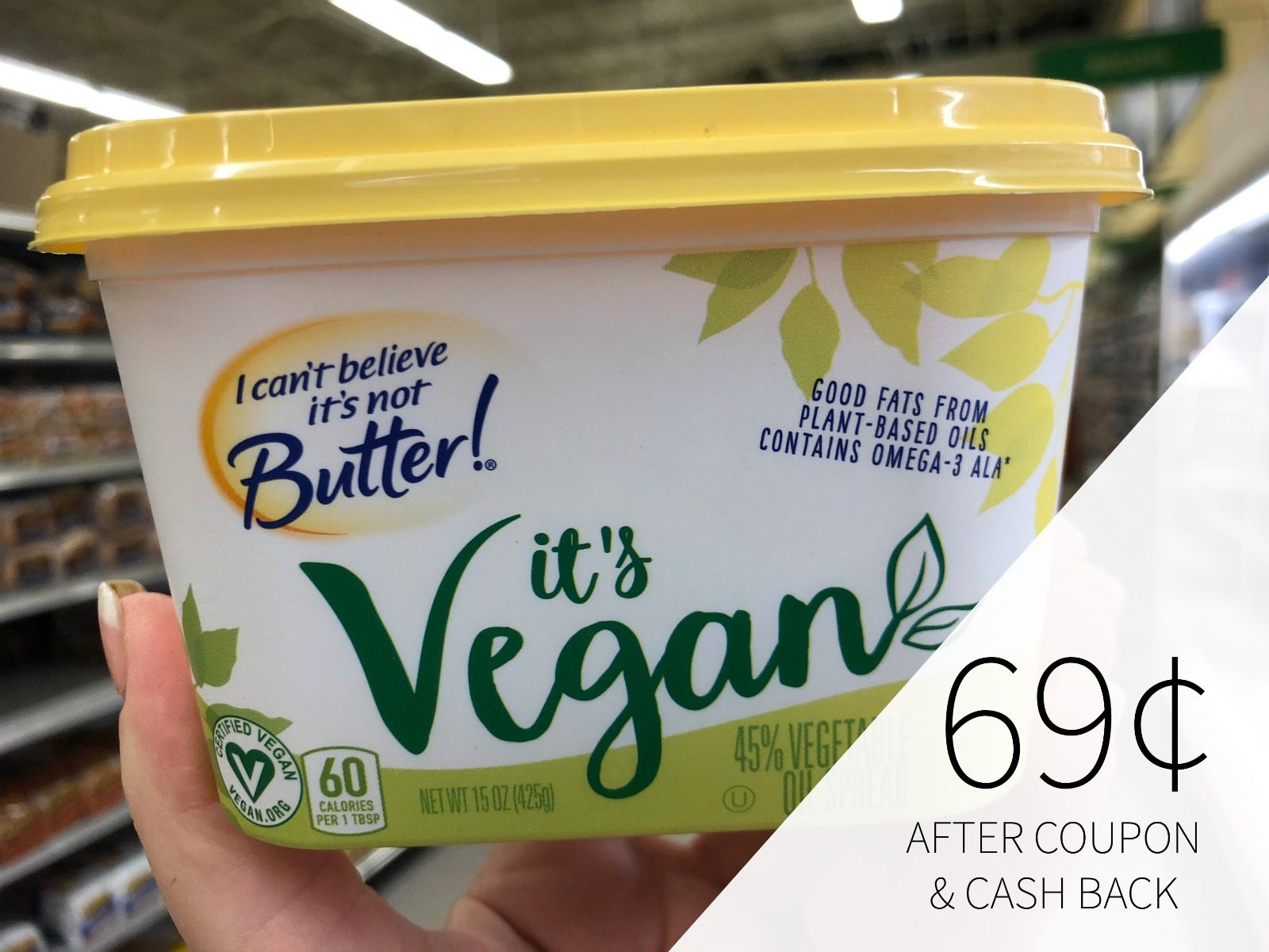 I Can't Believe It's Not Butter! Just $1.20 At Publix on I Heart Publix 3