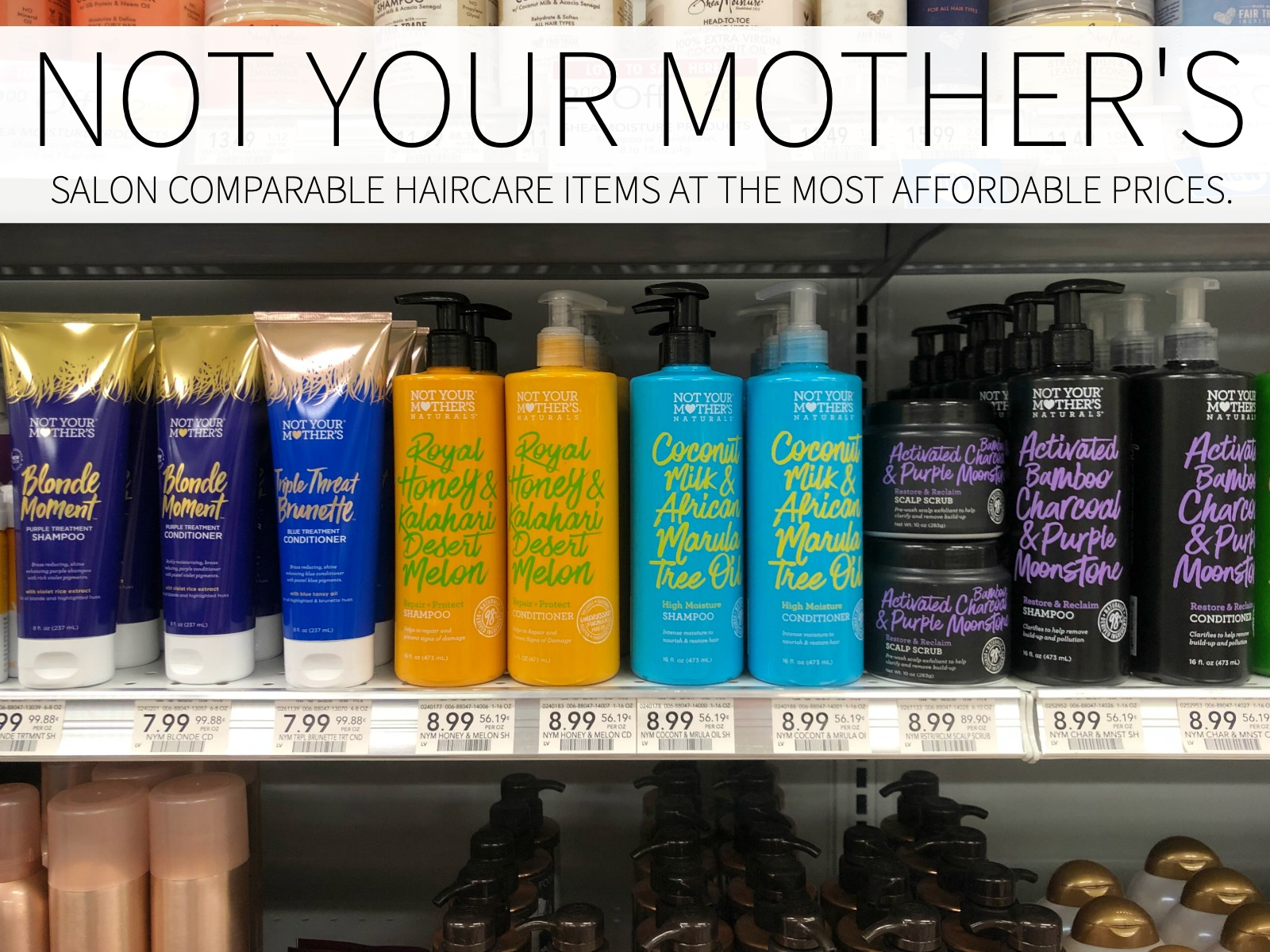 Not Your Mother's Products Are Buy One, Get One FREE At Publix! on I Heart Publix 4