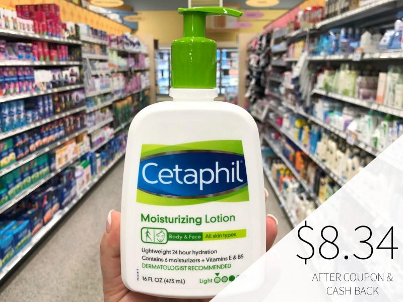 Cetaphil Moisturizing Lotion BIG Bottle Just $8.34 At Publix on I Heart Publix 1