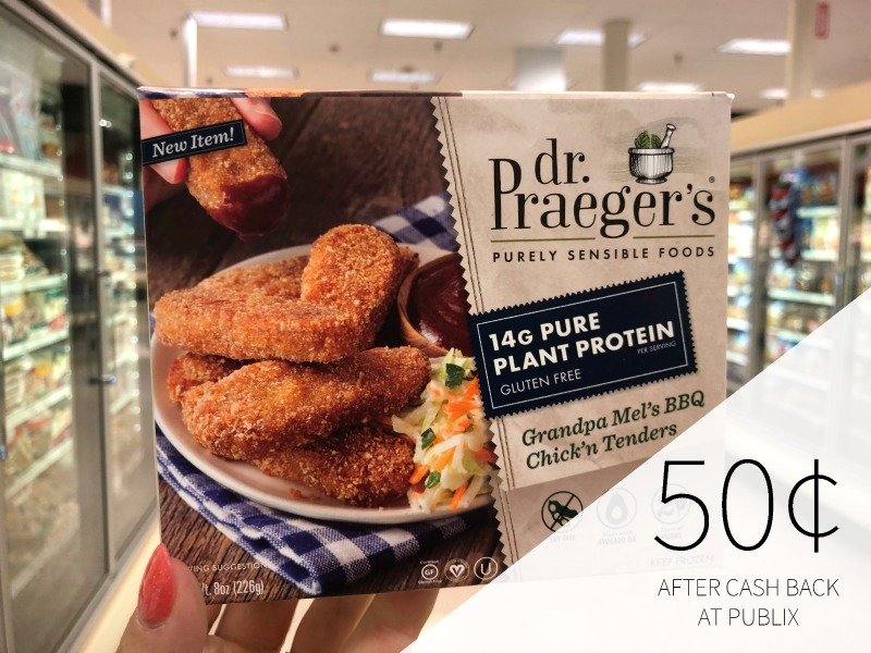 Dr. Praeger's Purely Sensible Foods As Low As 50¢ This Week At Publix on I Heart Publix