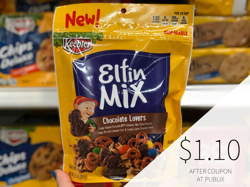 Keebler Elfin Mix Just $1.85 At Publix on I Heart Publix 1