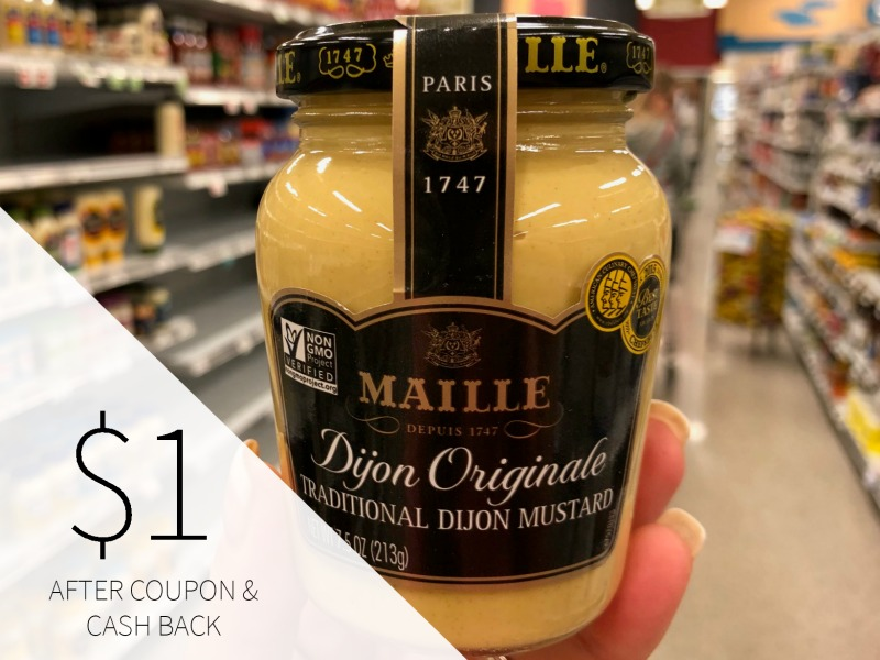 Maille Dijon Originale Mustard - Just $1 At Publix on I Heart Publix
