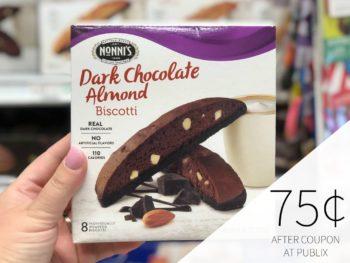 Nonni's Biscotti Just 75¢ At Publix on I Heart Publix