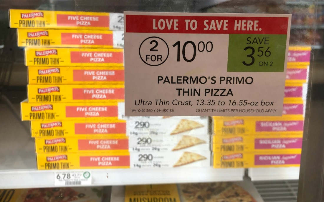 Palermo's Pizza Only $4 At Publix on I Heart Publix 1