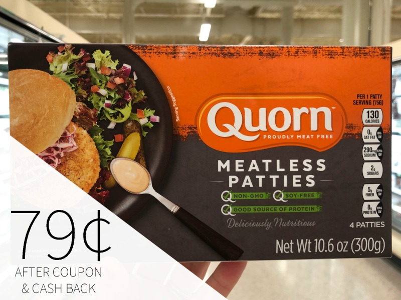 Quorn Meatless Products Just 79¢ At Publix on I Heart Publix 1