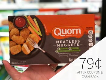 Quorn Meatless Products Just 89¢ At Publix on I Heart Publix 2