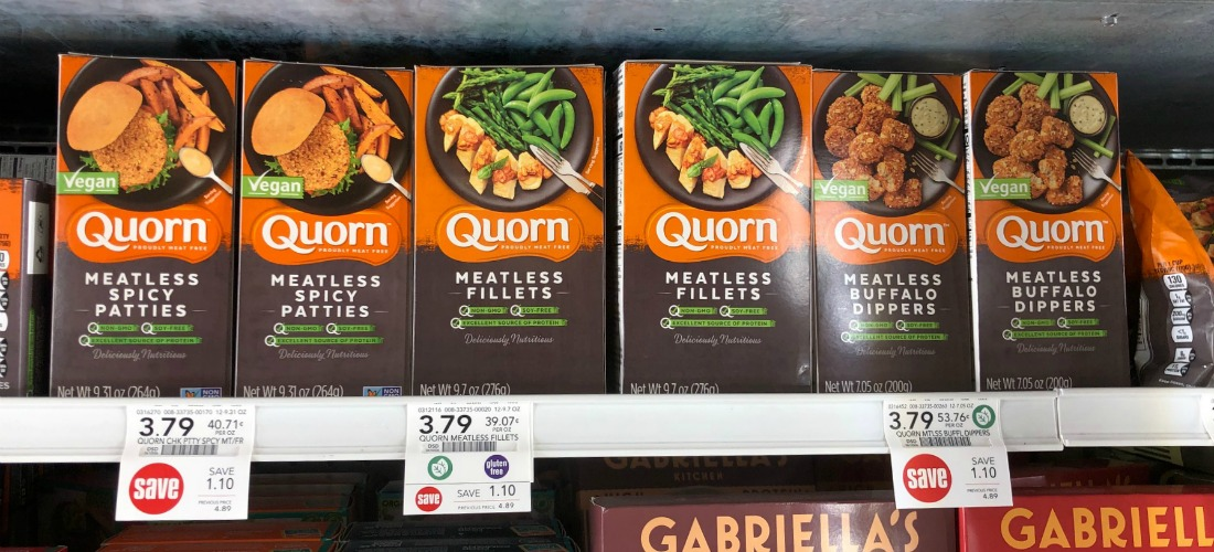 Quorn Meatless Products Just 79¢ At Publix on I Heart Publix