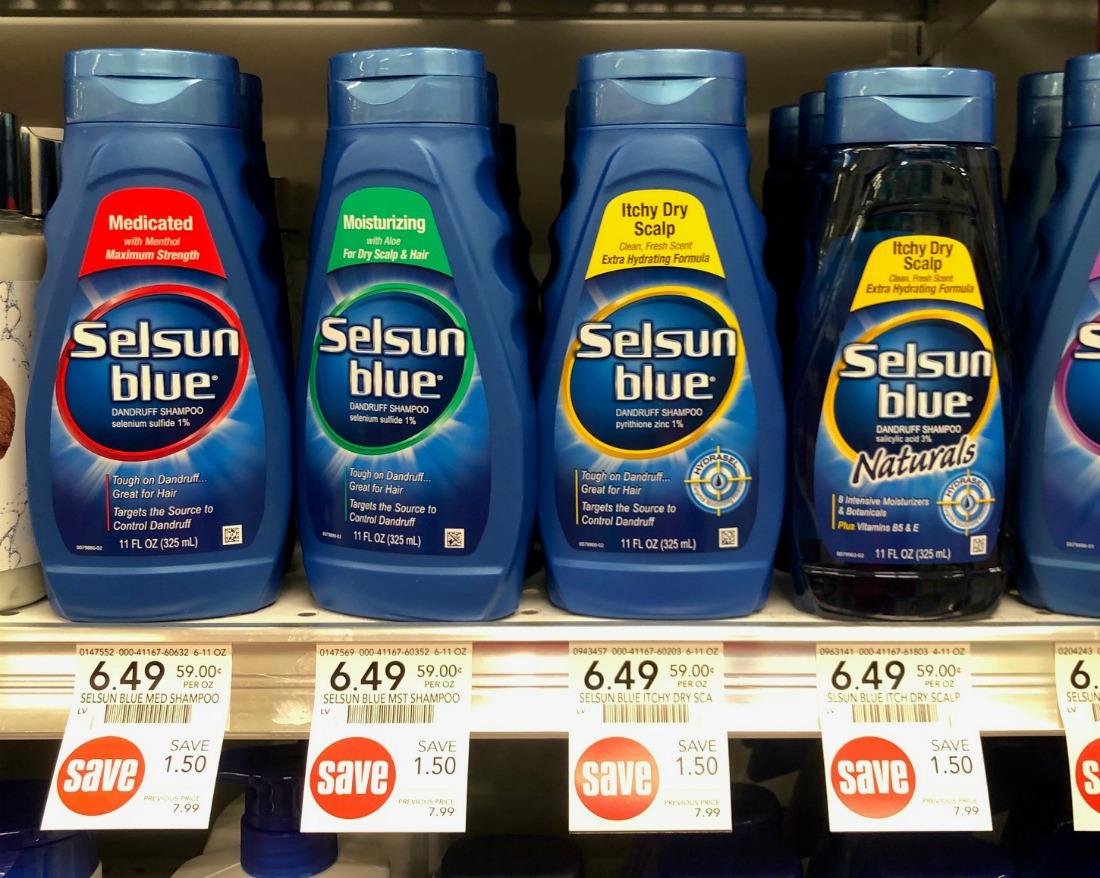 Selsun Blue Just $3.99 At Publix - Half Price! on I Heart Publix