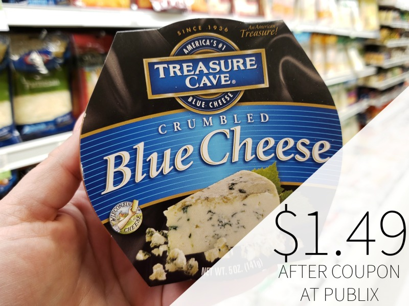 Treasure Cave Cheese - Just $1.49 At Publix on I Heart Publix