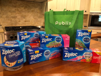 Trust Ziploc®Brand Products For Your Summer Fun - Save Now At Publix on I Heart Publix