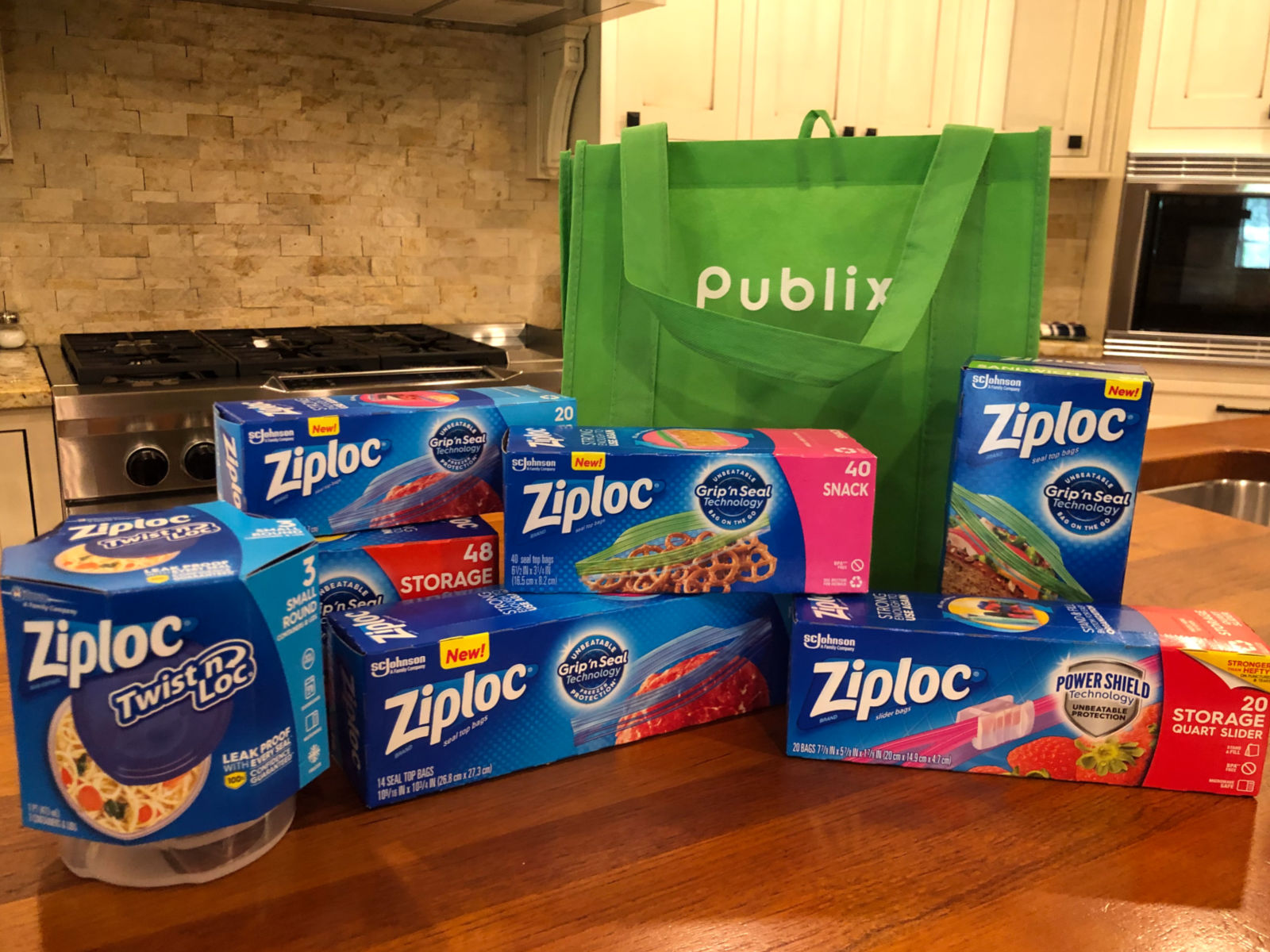 Trust Ziploc® Brand Products For Your Summer Fun - Save Now At Publix on I Heart Publix