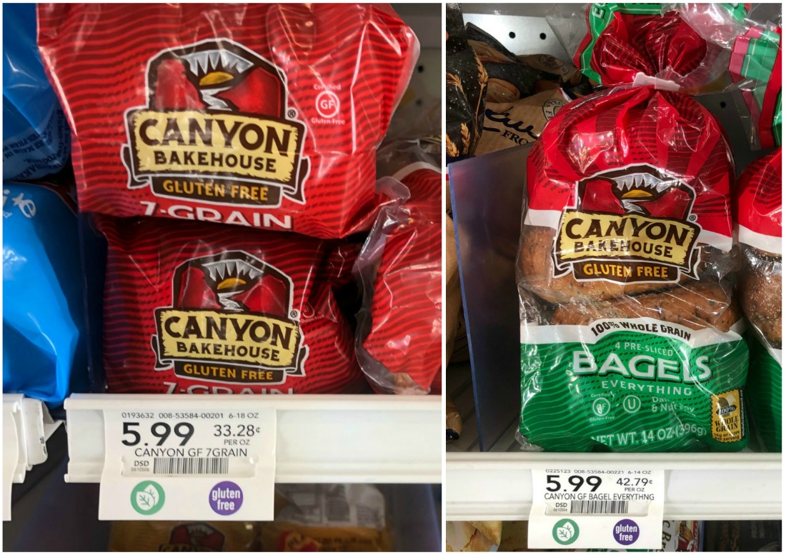 Canyon Bakehouse Gluten-Free Bread Just $2.99 At Publix on I Heart Publix