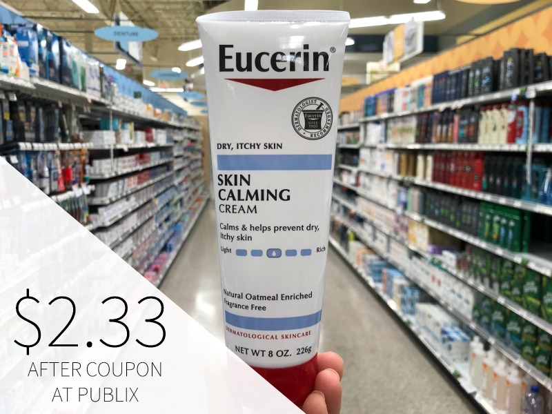 Eucerin Coupons For Publix Sale - Products As Low As $2.33 At Publix on I Heart Publix 1