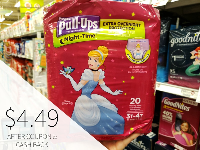 Nice Discount On Huggies Pull-Ups At Publix - Just $3.99 Per Pack on I Heart Publix