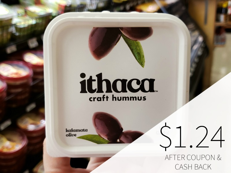 Ithaca Hummus As Low As $1.24 At Publix (Reg $4.99) on I Heart Publix 1