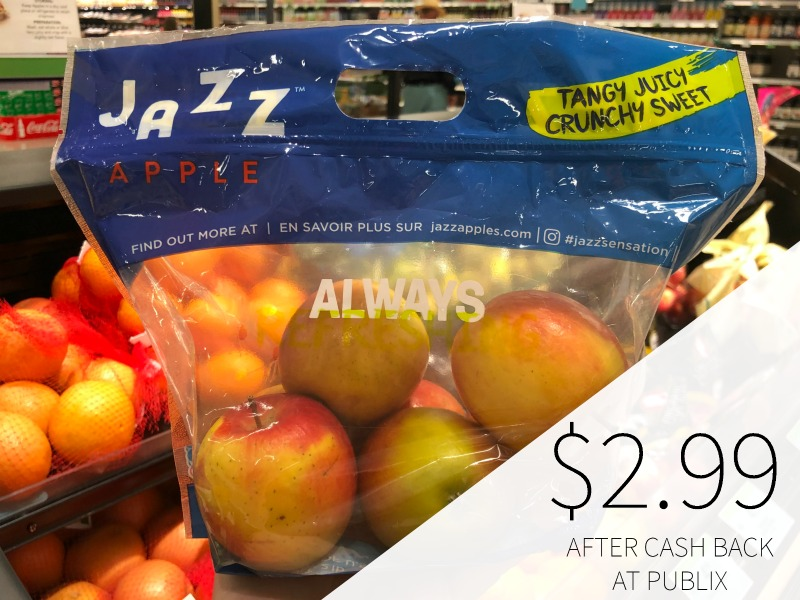 Lady Alice Organic Apples Only $2.49 At Publix on I Heart Publix 3