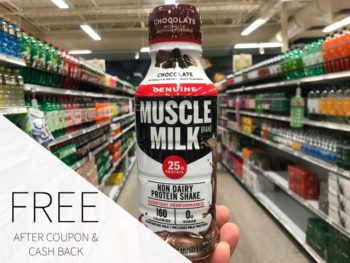 FREE MUSCLE MILK At Publix on I Heart Publix 1