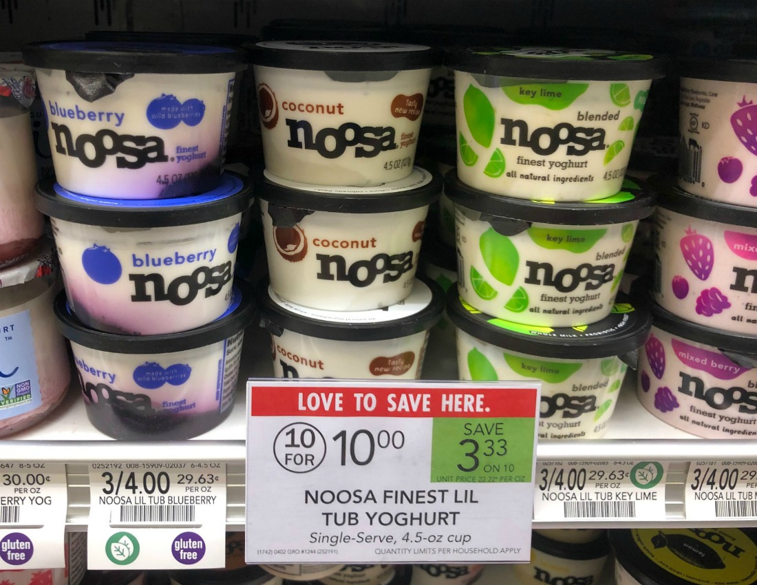Noosa Finest Yoghurt Lil' Tubs Just $1 At Publix on I Heart Publix 4