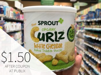 Sprout Snacks As Low As FREE At Publix on I Heart Publix 4