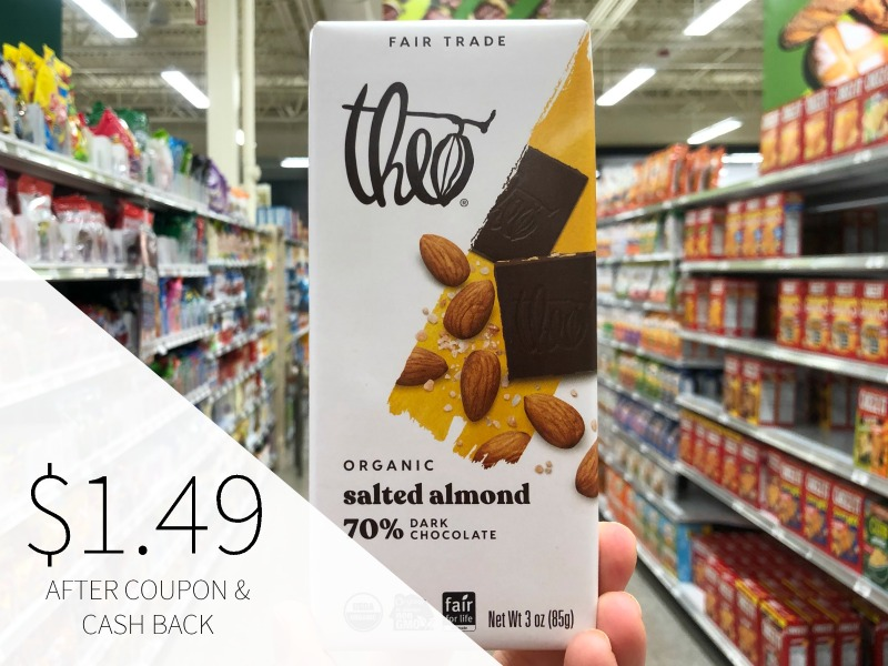 Theo Organic Chocolate Just $1.89 At Publix (Regular Price $3.59) on I Heart Publix 1