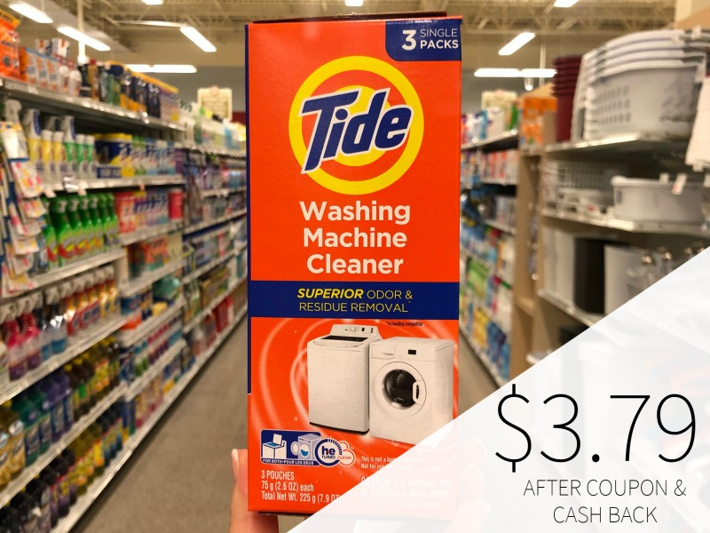 Tide Washing Machine Cleaner Just $4.09 At Publix on I Heart Publix 3