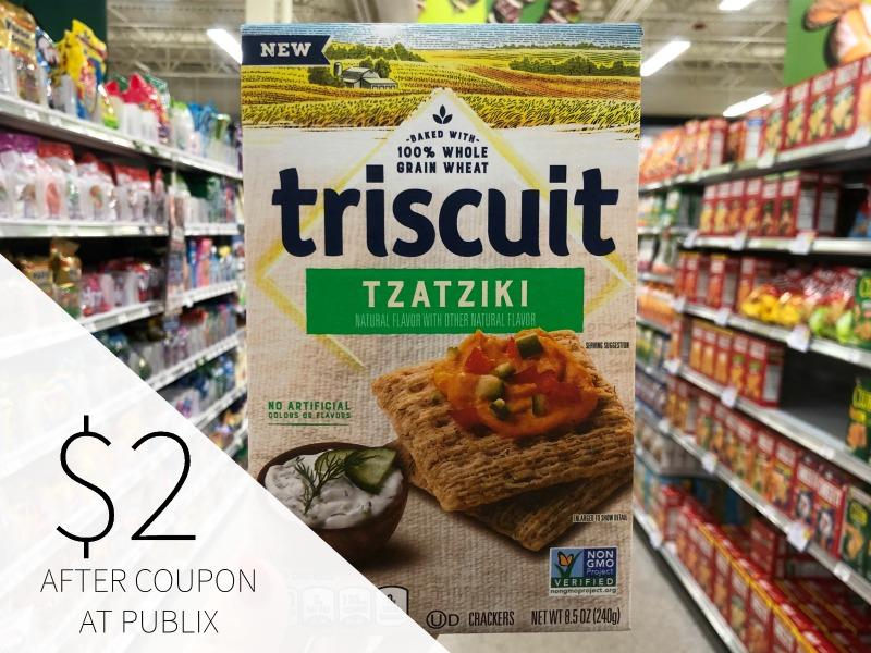 Triscuit Tzatziki Crackers Just $2 At Publix on I Heart Publix