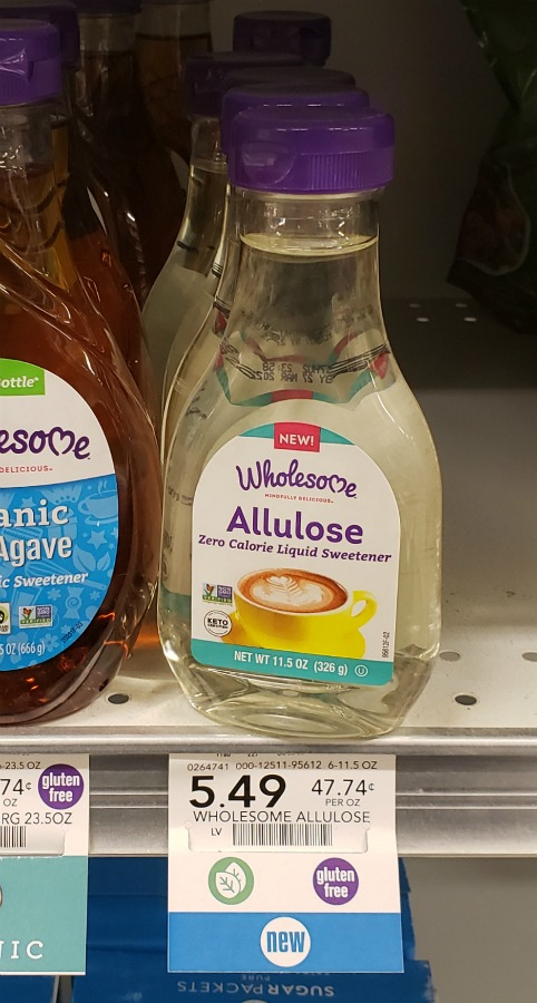 Wholesome Allulose Just 49¢ At Publix on I Heart Publix