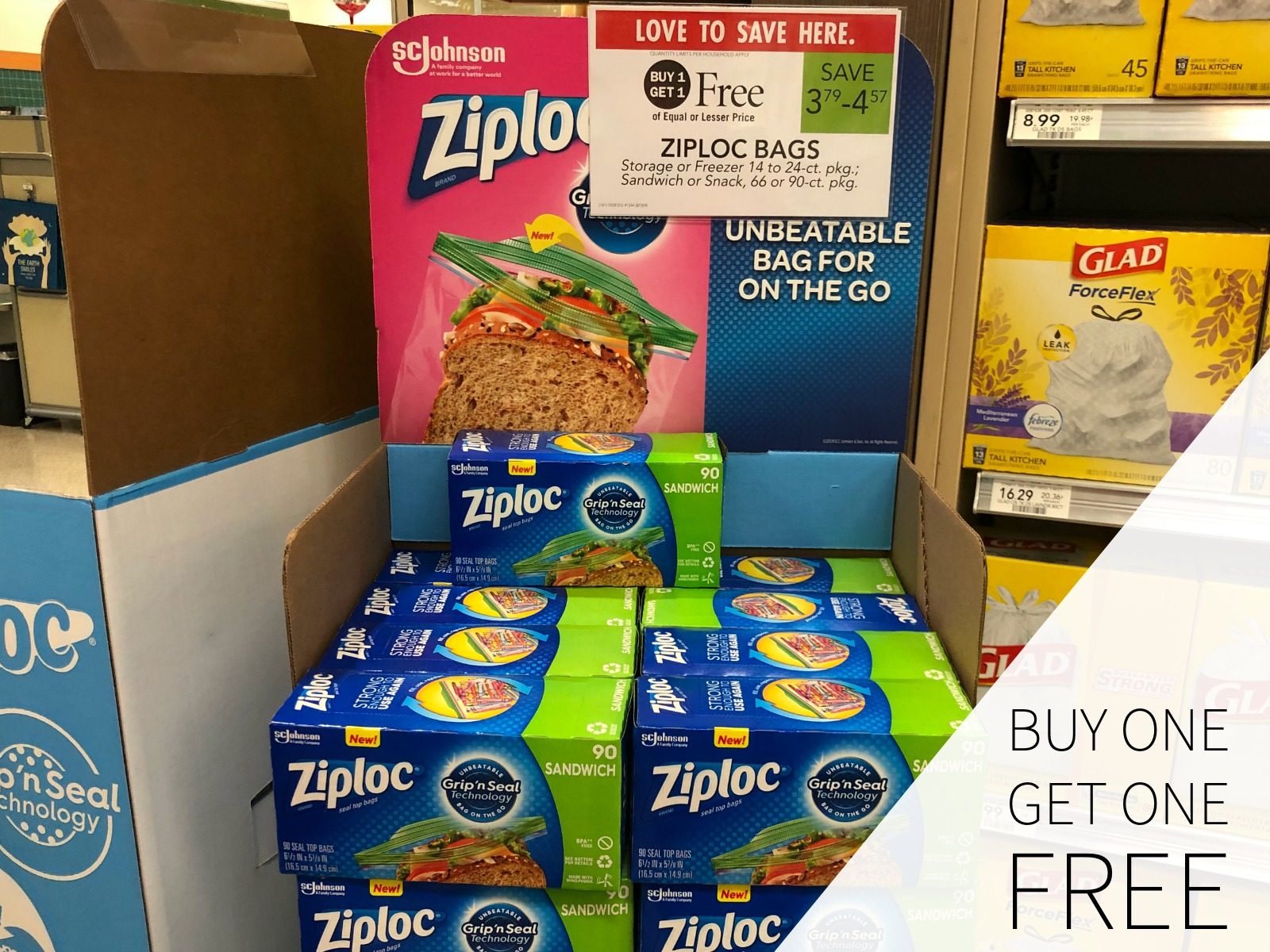 Trust Ziploc®Brand Products For Your Summer Fun - Save Now At Publix on I Heart Publix 2