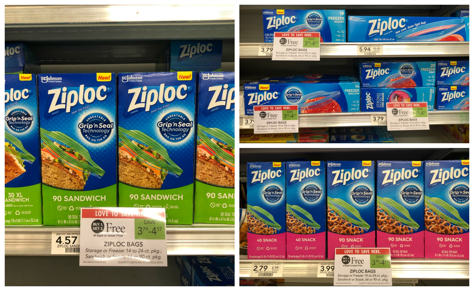 Trust Ziploc®Brand Products For Your Summer Fun - Save Now At Publix on I Heart Publix 1