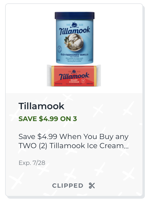 Summer Is The Perfect Time To Enjoy Delicious Tillamook Products - Save NOW At Publix on I Heart Publix 1