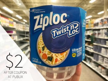 Keep Ziploc®Brand Containers Handy For All Your Summertime Fun! on I Heart Publix 1