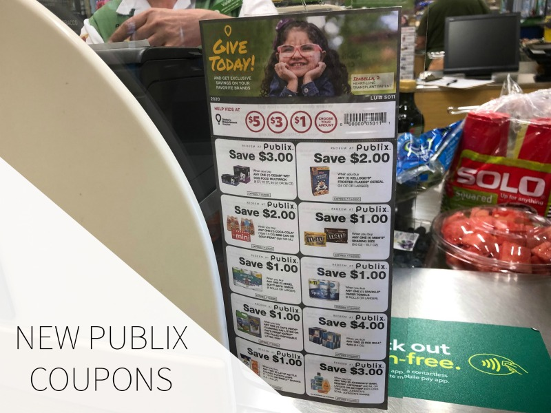 New Publix Coupons - Donate To Children's Miracle Network For Big Savings At Publix on I Heart Publix 1