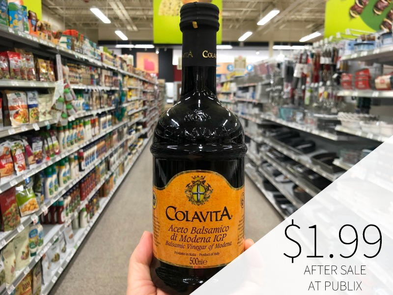 Colavita Balsamic Vinegar Only $1.24 At Publix (Save Over $4) on I Heart Publix 2