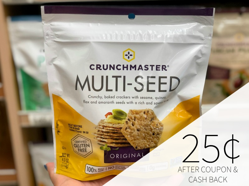 Crunchmaster Crackers Just $1.50 At Publix on I Heart Publix 4