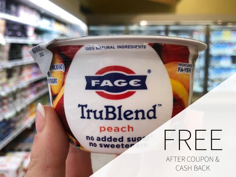 FAGE TruBlend Greek Yogurt Just 70¢ At Publix on I Heart Publix 2