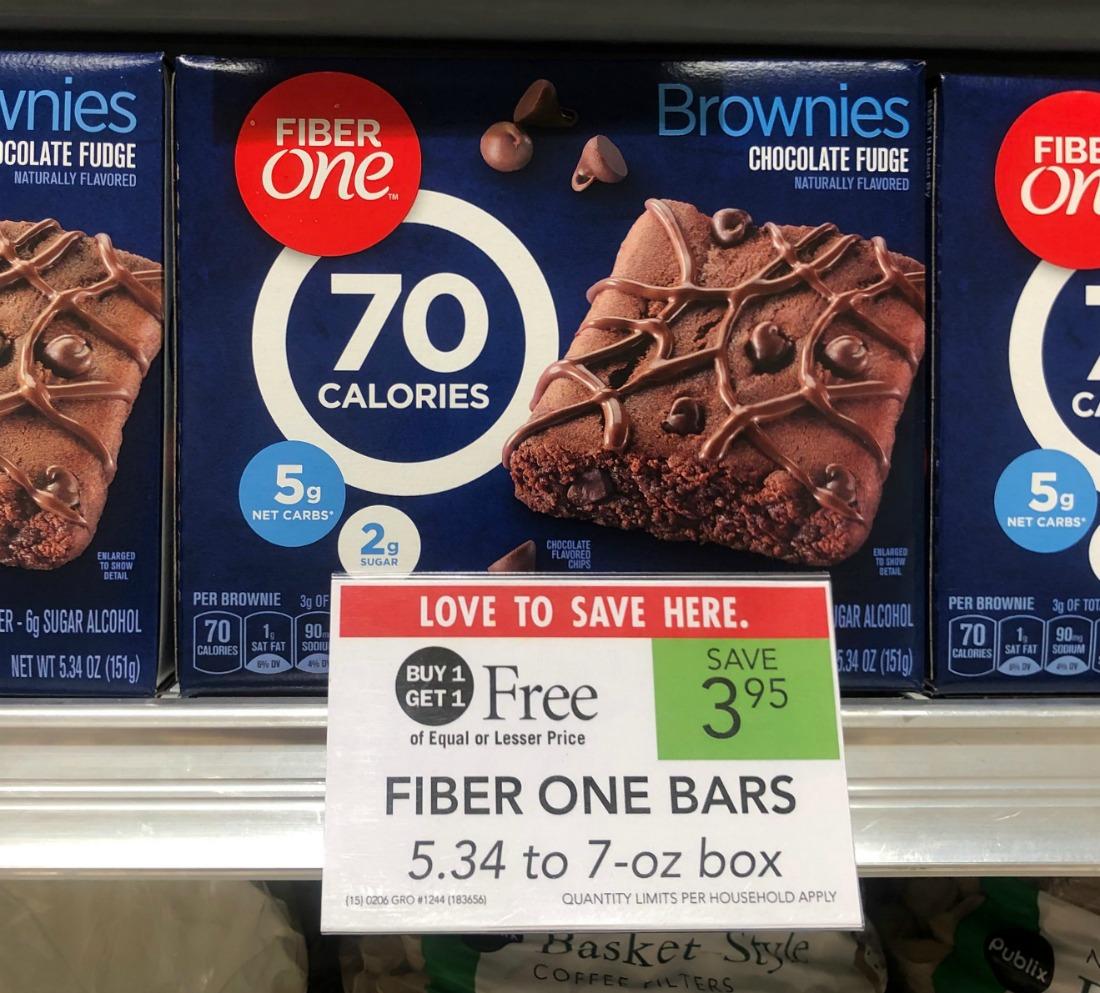 Fiber One Bars Just $1.48 Per Box At Publix on I Heart Publix 2