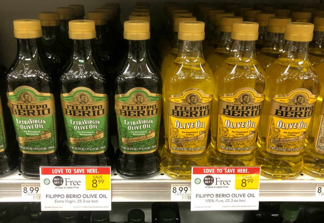 Filippo Berio Olive Oil Only $3.99 At Publix on I Heart Publix 3